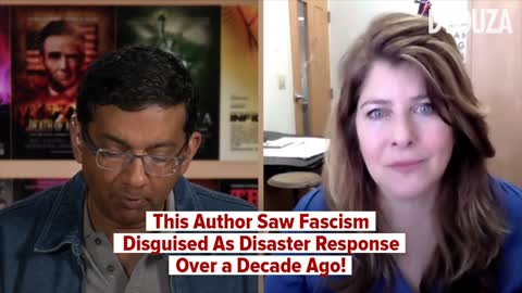 This Author Saw Fascism Disguised As Disaster Response Over a Decade Ago!
