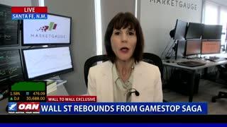 Wall to Wall: Michele Schneider on Wall Street Rebound from GameStop Saga