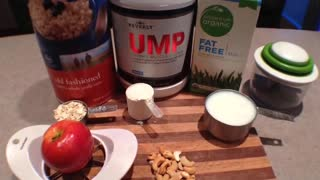 Healthy dessert recipe for weight loss