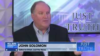 John Solomon On Brad Raffensperger's Significant Election Failures