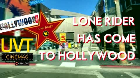 Walk of Fame Casting LoneRider TeaserTrailer