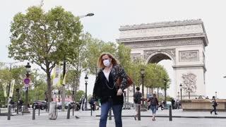 Video: Francia en alerta por nuevo rebrote de COVID