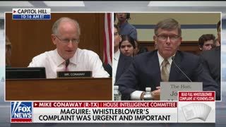 Conoway questions acting DNI in whistleblower hearing