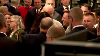 Biden Mingles Maskless With Crowd as His Admin Tells Vaccinated to Wear Masks...!!!