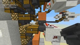 Minecraft: Fully Automated Storage Facility Tutorial