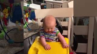 When Babies Eat Their First Lemon