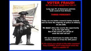 Attention American Patriots!