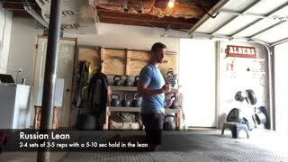 Lower Body Strength Workout (Bodyweight only)
