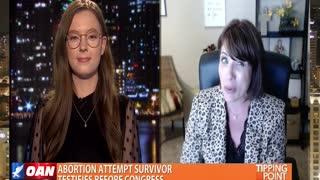 Tipping Point - Abortion Survivor Melissa Ohden