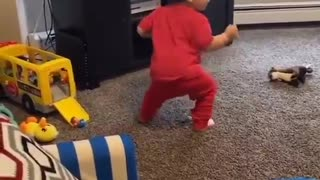 Baby dance with music video