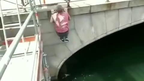 super human feats