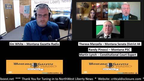 Montana PSC on Board with Big-Tech Censorship Bill