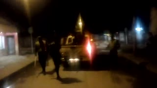 Denuncia de exceso policial