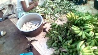 Agape Orphanage Food Prep