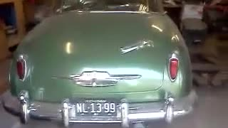 1951 Hudson Hornet Hollywood