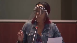 """Look at Me!"" Black Mother Takes Blowtorch to Critical Race Theory in Front of School Board"
