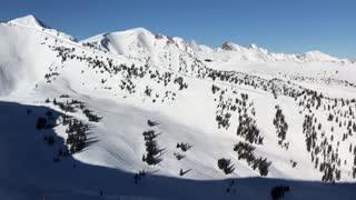 Skiing at Kicking Horse Mountain Resort