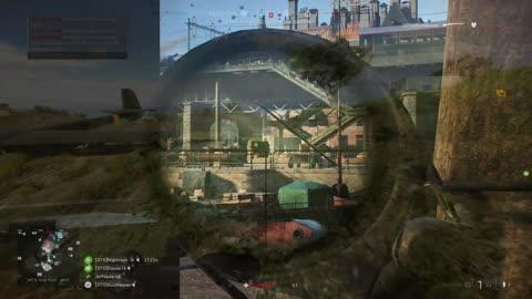 Battlefield 5 Medic, Assault and Sniper Hustle