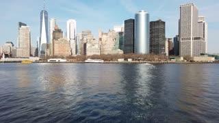 New York dowtoun manhattan Video