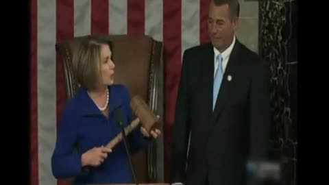 WHACK A MOLE!! - unless you are a Pelosi Fan.