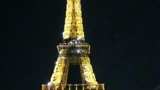 Eiffel Tower in Lights