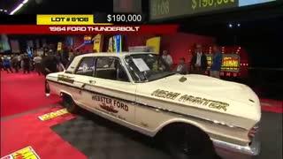 Mecum Auto Auction: 1964 Ford Thunderbolt
