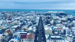 Iceland in february