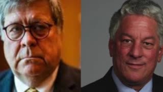 """Bill Barr shares thoughts on deep state """"resistance"""""""