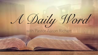 A Daily Word - November 10