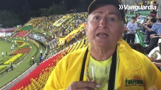 Hinchas referentes del Atlético Bucaramanga