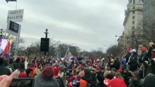 Washington DC PATRIOTS Day Pledge of Allegiance
