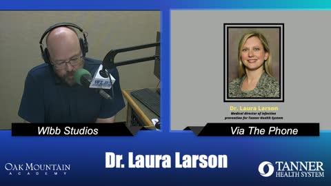 Community Voice 9/15/21 - Dr. Laura Larson