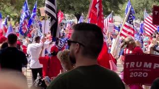 Trump March - Austin, TX