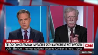 John Bolton Blames Trump, Cruz, Hawley for Violence