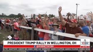Trump Rally, Here We go Again