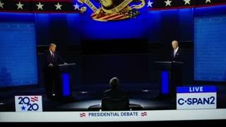 Chris Wallace compares Joe Biden to Satan