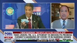 FBI Investigating Cuomo Nursing Home Scandal