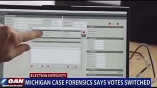 MICHIGAN ELECTION 2020 FRAUD EXPOSED- FORENSIC