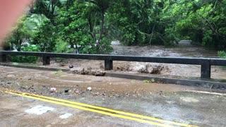 Tropical Storm Olivia Hits Hawaii with Flash Floods