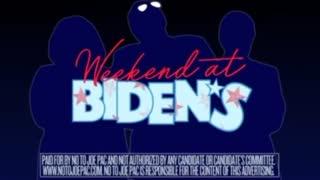 Weekend with Biden