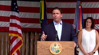 DeSantis SLAMS Biden For HUGE Government Overreach