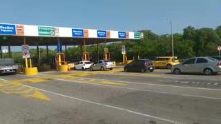 Cartageneros se rehúsan a pagar peajes