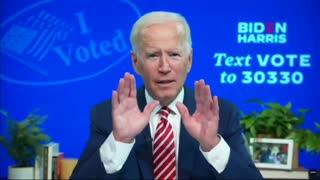 Biden Admits to Fraud?!
