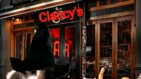 Porch kitty reopens Clancy's
