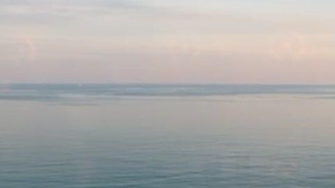 The beautiful sea of Busan, Korea!