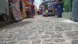 Récord de muertes por covid-19 e inminente colapso ponen a Brasil en jaque