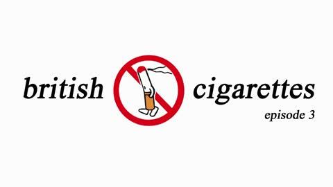 british cigarettes, episode 3