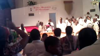 Holy Ghost Overflow