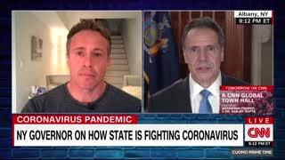 CNN anchor Chris Cuomo teases 'Lov Gov' Andrew Cuomo