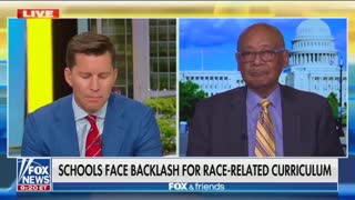 Civil Rights Activist Blasts 'Insidious' Critical Race Theory